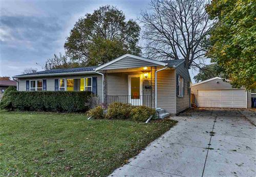 Photo of 1025 Hawthorne Ave, Janesville, WI 53545-1008 (MLS # 1896826)