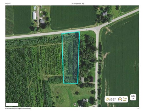 Photo of Lot 3 County Road X, Belleville, WI 53508 (MLS # 1911828)