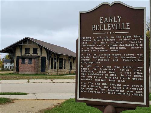 Tiny photo for 416 Vorndran Dr, Belleville, WI 53508 (MLS # 1921828)