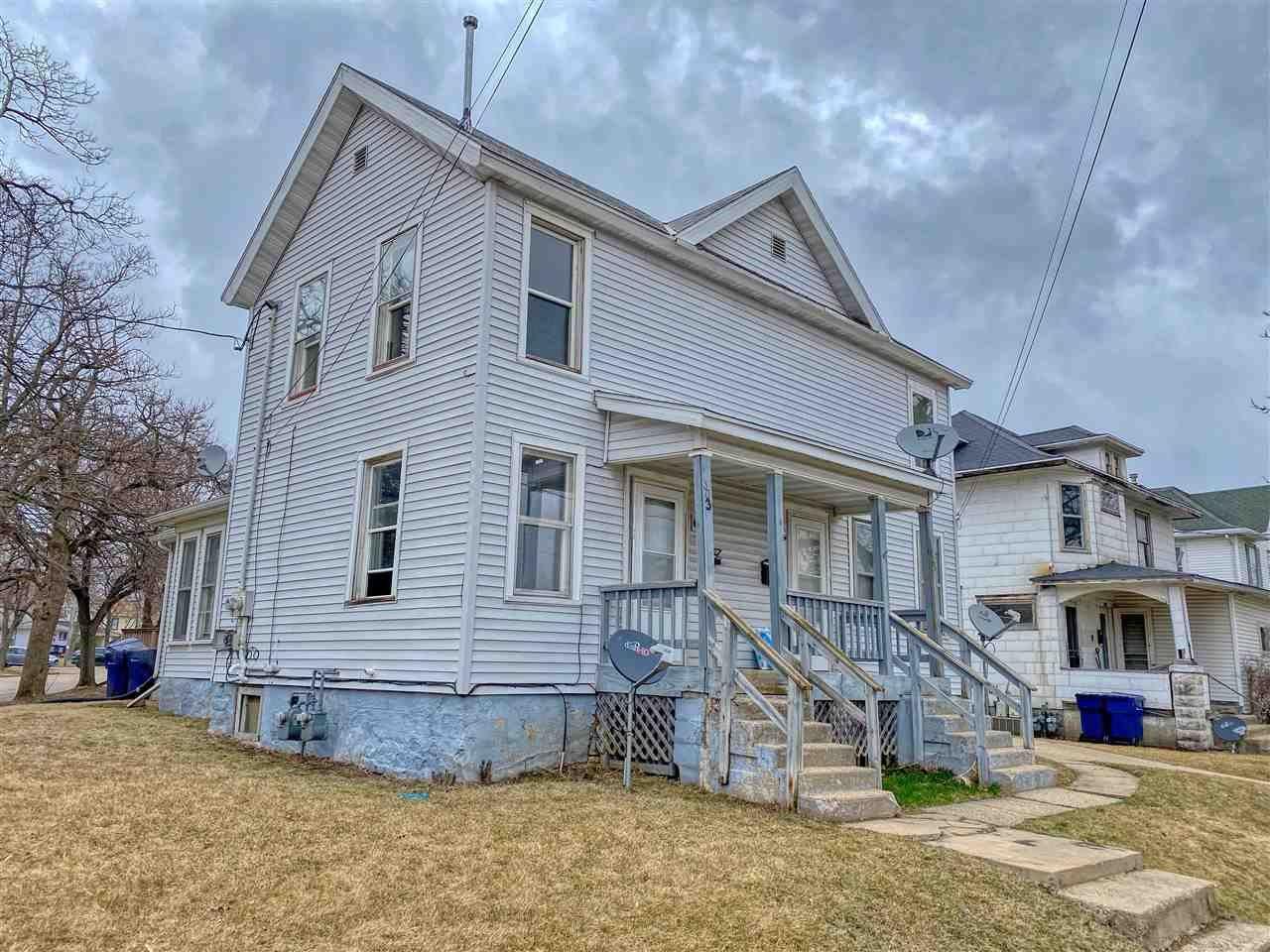 603 Prospect Ave, Janesville, WI 53545 - #: 1879829