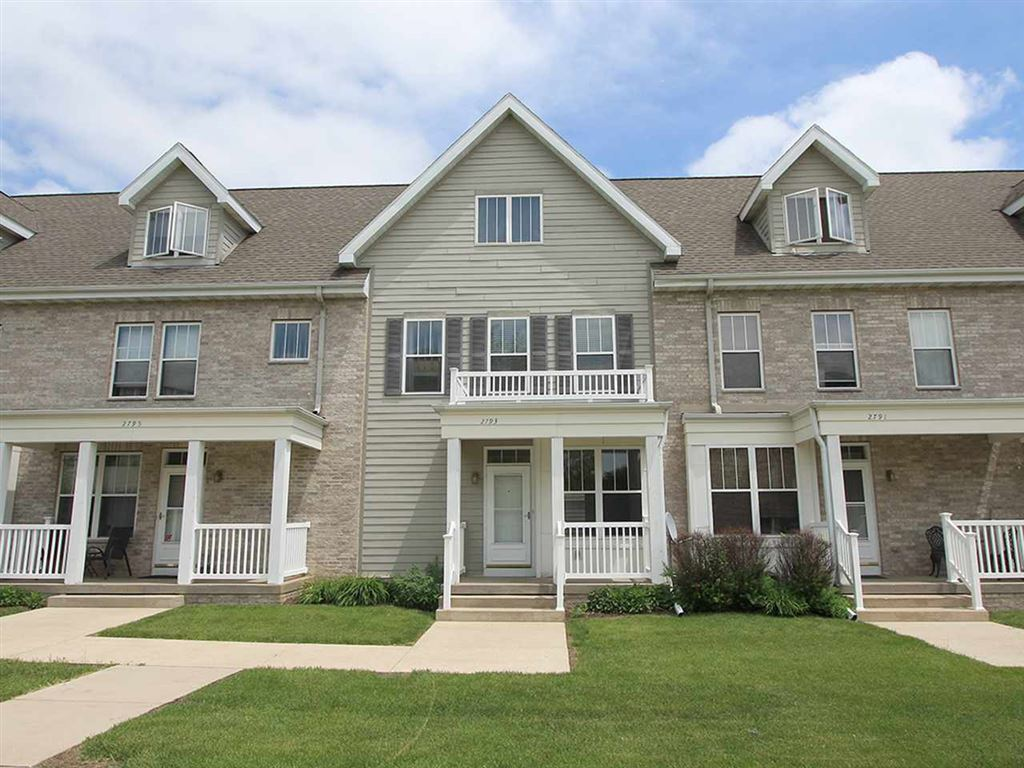 2793 Crinkle Root Dr #5, Fitchburg, WI 53711 - #: 1860833