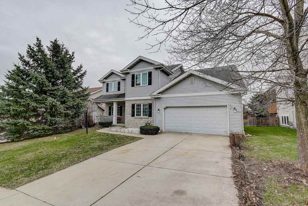 5729 Rosslare Ln, Fitchburg, WI 53711 - #: 1880833
