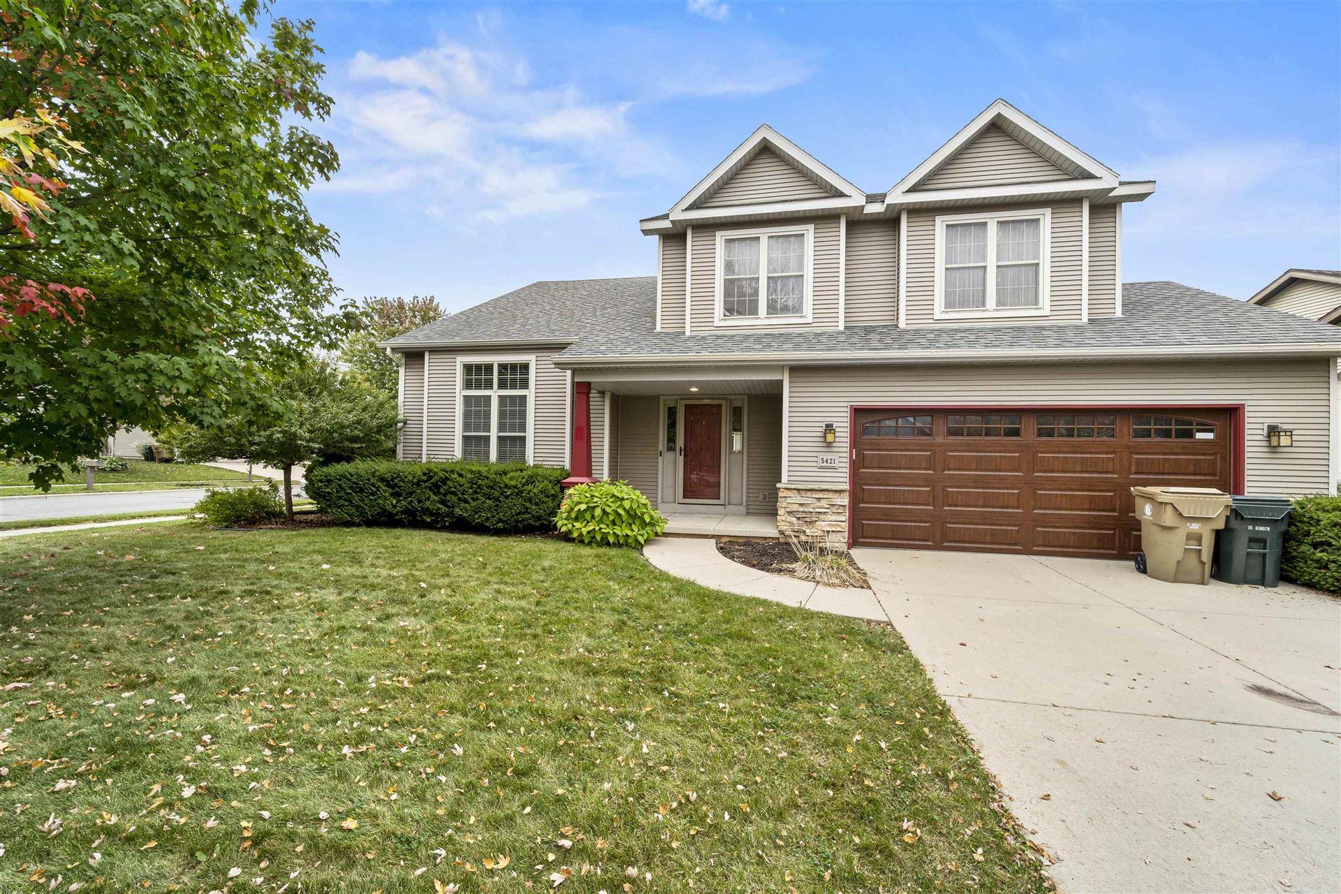 5421 Golden Leaf Tr, Madison, WI 53704 - #: 1921835