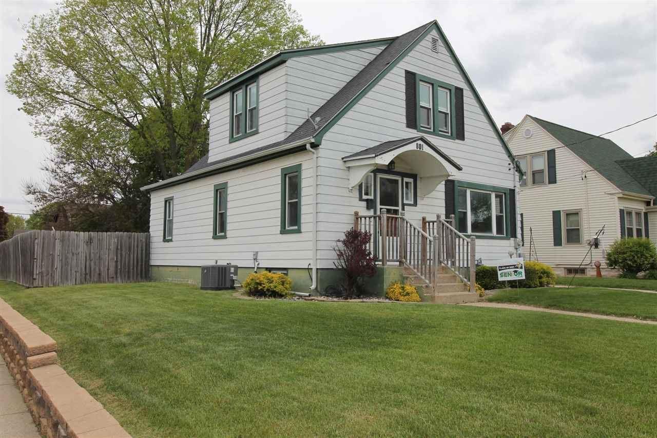 801 Cornelia St, Janesville, WI 53545 - #: 1908846