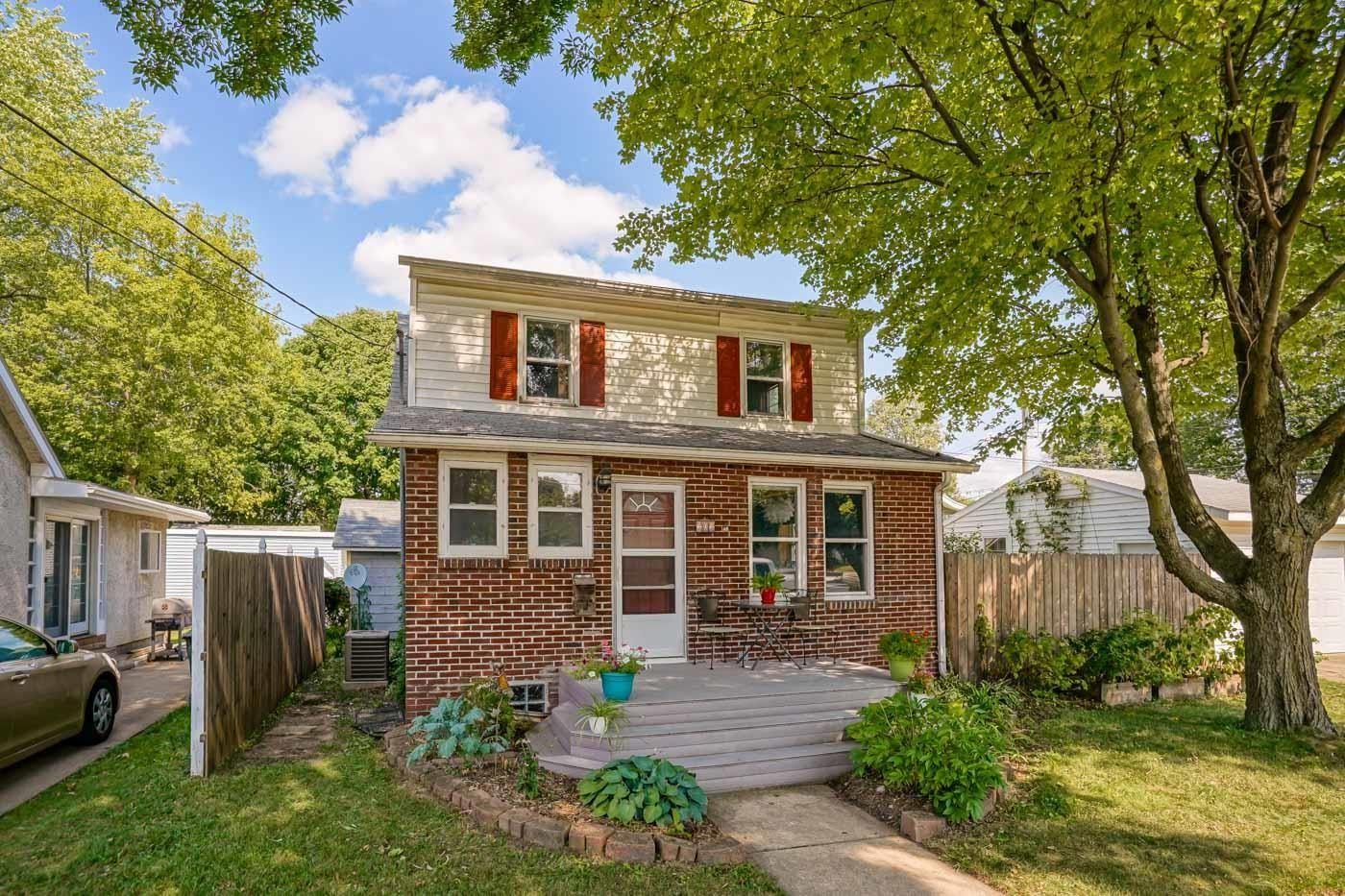 202 Oak St, Madison, WI 53704 - #: 1919846