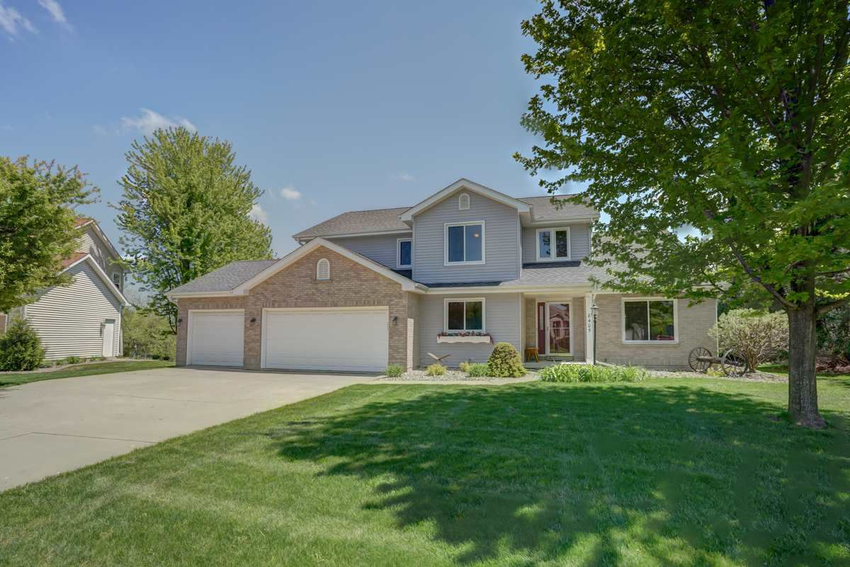 8405 Oakmont Dr, Madison, WI 53717 - #: 1883850