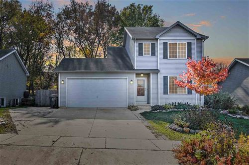 Photo of 5317 Valley Edge Dr, Madison, WI 53704 (MLS # 1896859)