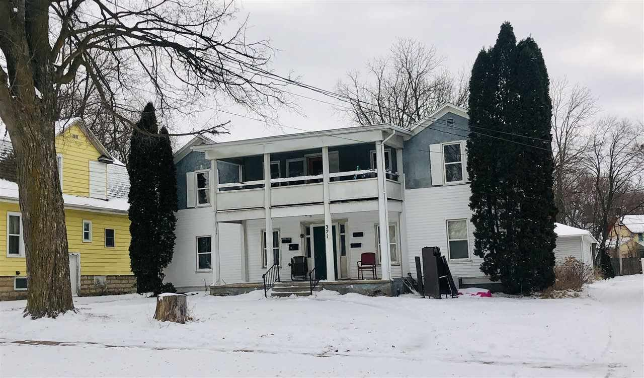 321 N Lincoln Ave, Beaver Dam, WI 53916 - #: 1874861
