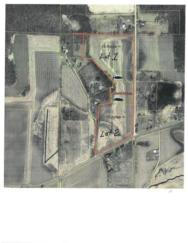 Photo of Lot 1 Old Settlers Rd, Mazomanie, WI 53560 (MLS # 1905862)
