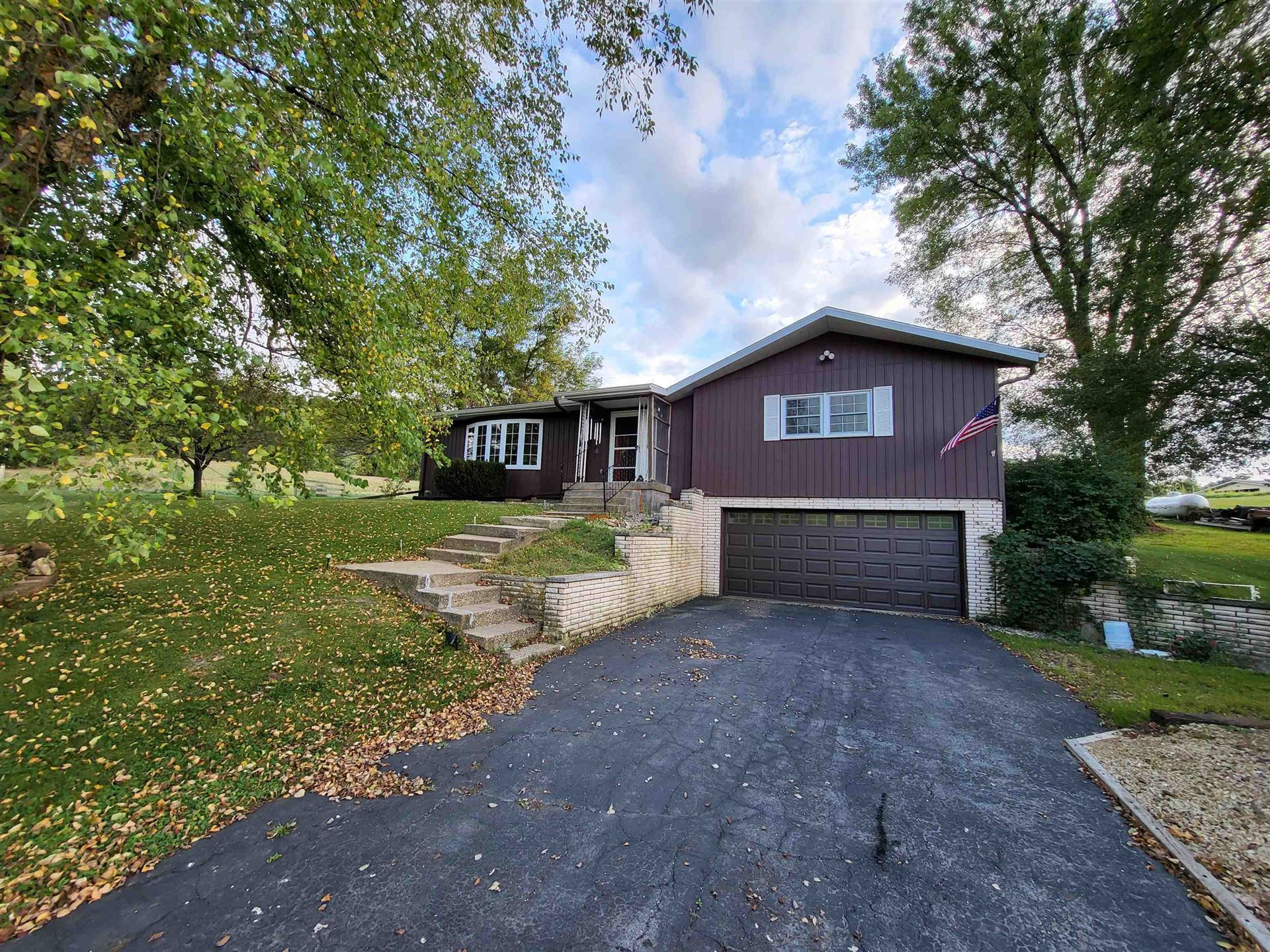24959 Morris Valley Rd, Richland Center, WI 53581 - #: 1919862