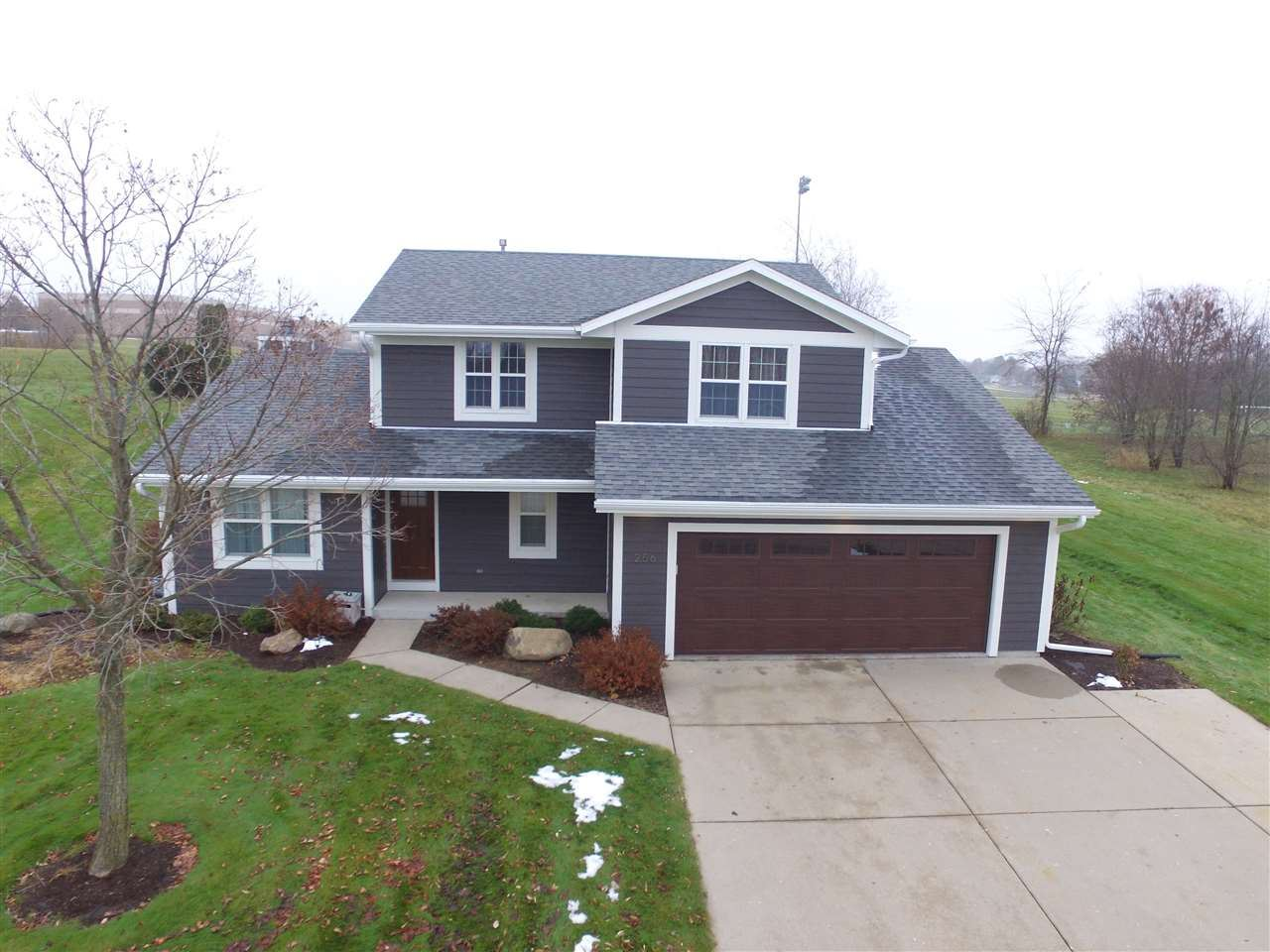 256 Knoll View Dr, Janesville, WI 53548 - #: 1872865