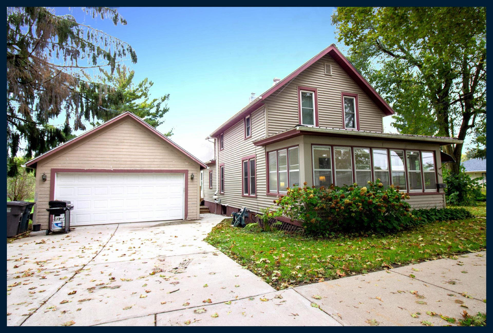 508 W Madison St, Lake Mills, WI 53551-1036 - #: 1921865