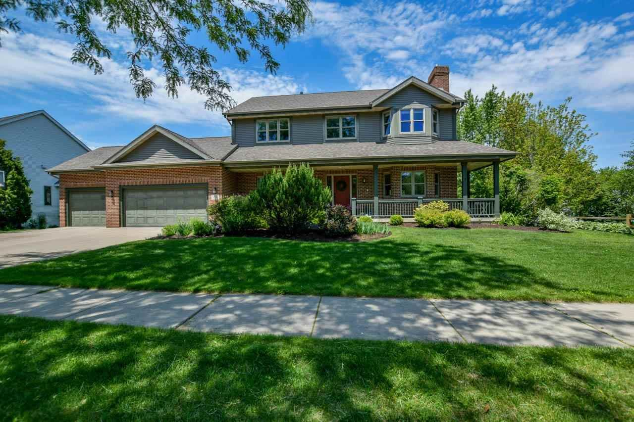 8802 Settlers Rd, Madison, WI 53717 - #: 1910870
