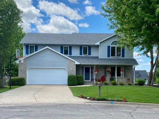 1344 Pinnacle Cir, Sun Prairie, WI 53590 - #: 1884875