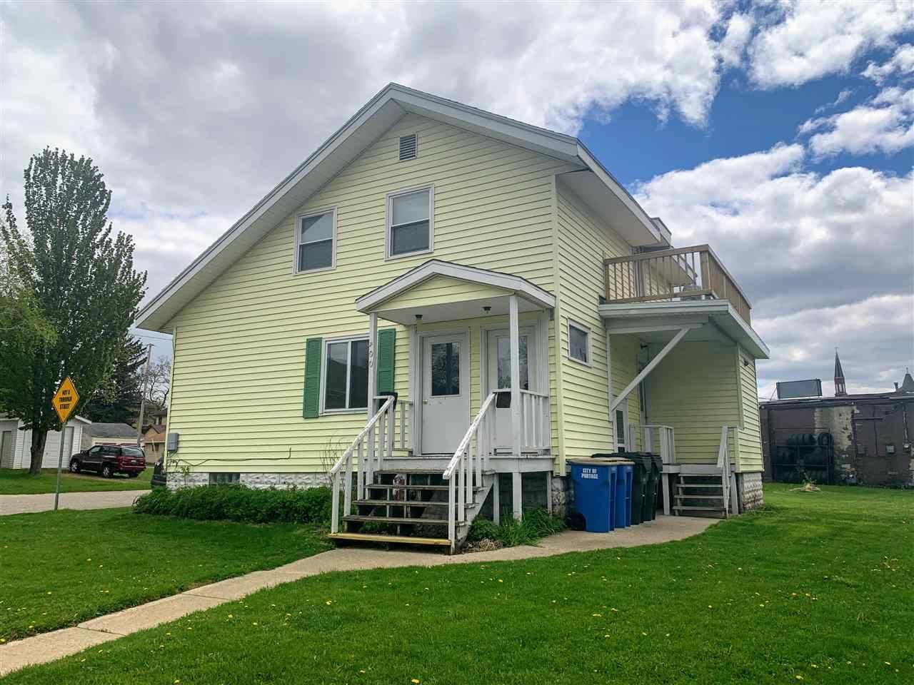 300 W Howard St, Portage, WI 53901 - #: 1908876