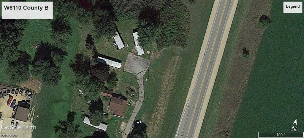 W6110 County Road B, Monroe, WI 53566 - #: 1902880