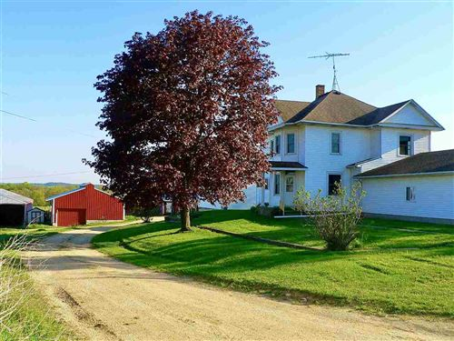 Photo of 6629 Hwy 133, Cassville, WI 53806 (MLS # 1883883)