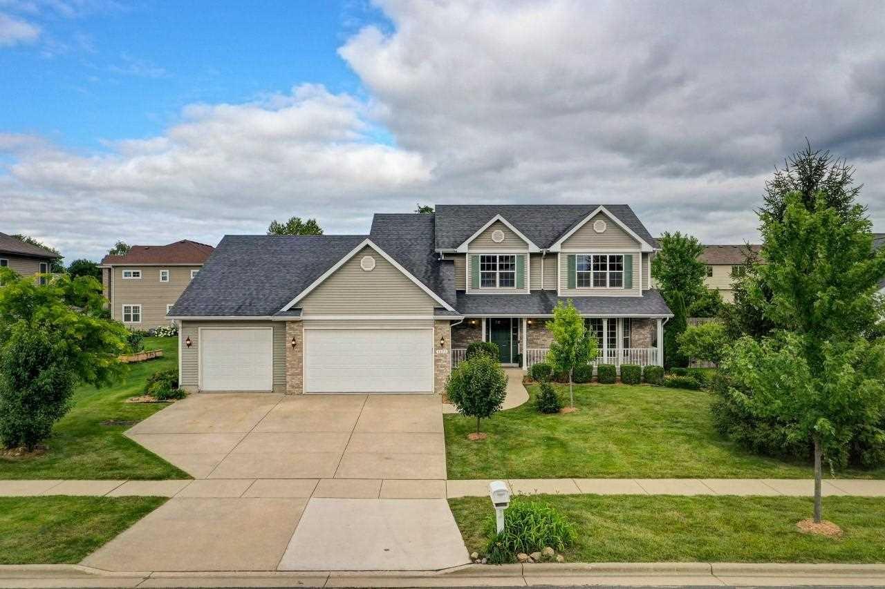1377 N Thompson Rd, Sun Prairie, WI 53590 - #: 1913884