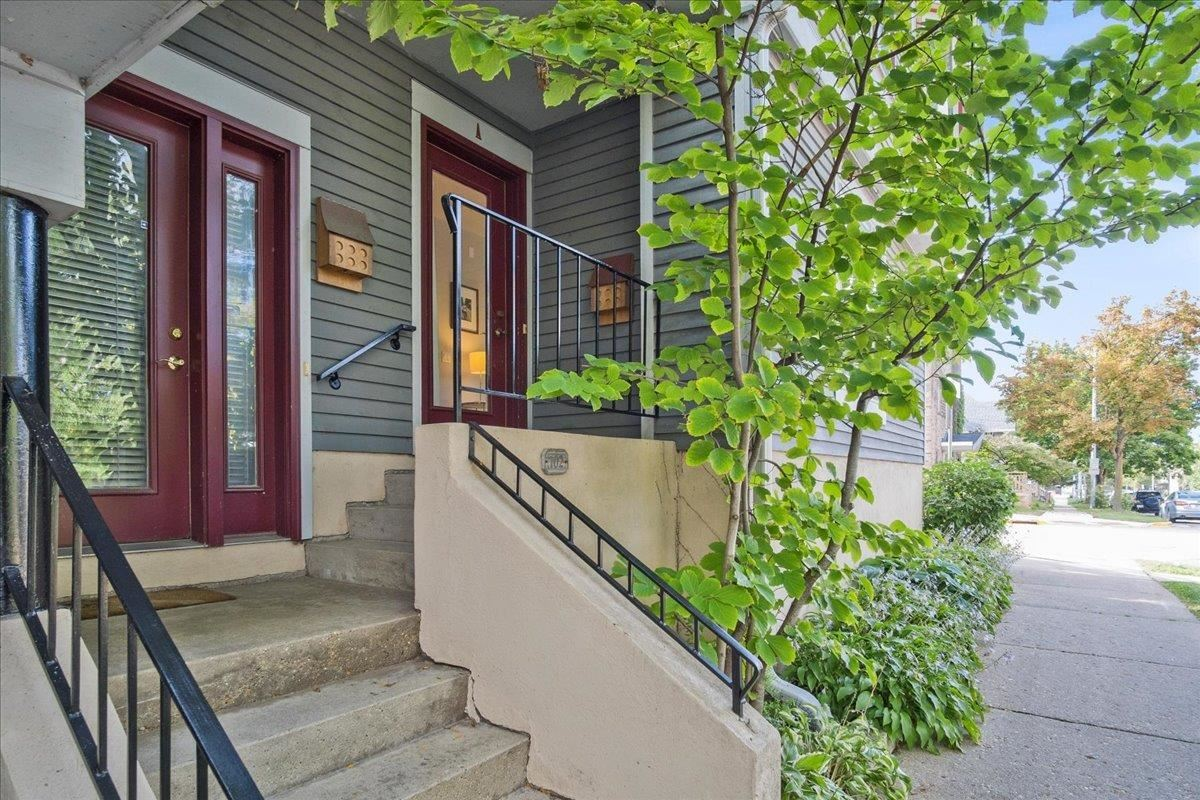 102 S Franklin St #A, Madison, WI 53703 - #: 1919884