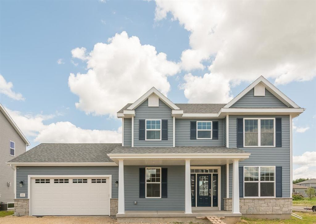 331 GALILEO DR, Madison, WI 53718 - #: 1853889