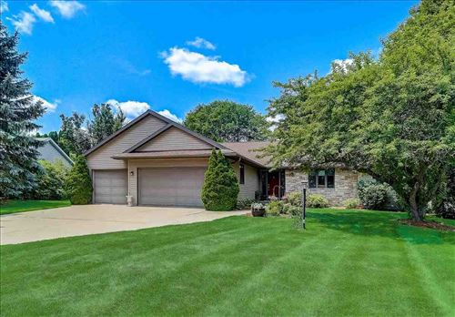 Photo of 1301 Manchester East, Waunakee, WI 53597 (MLS # 1914890)