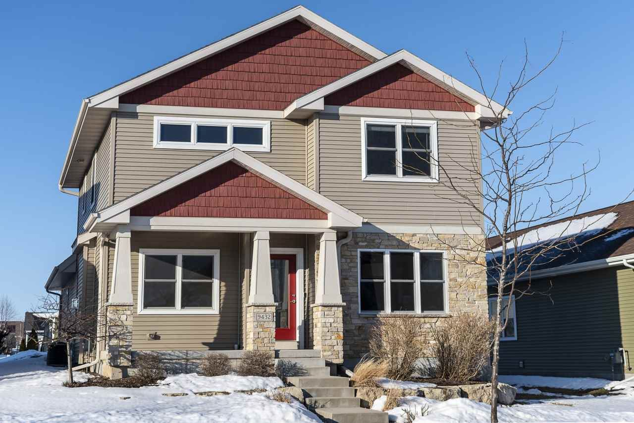 9432 Stoneywood Blvd, Middleton, WI 53562 - MLS#: 1902892