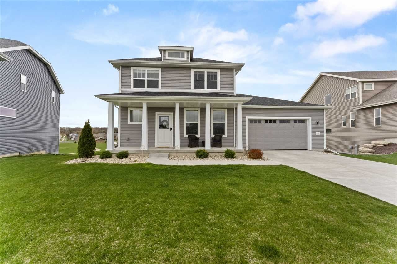 1275 Coventry Cir, Verona, WI 53593 - #: 1906892