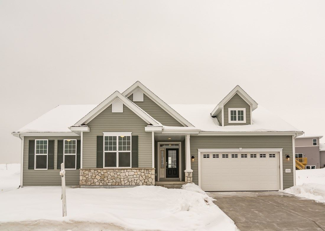 423 Steeple Point Way, Verona, WI 53593 - #: 1868895