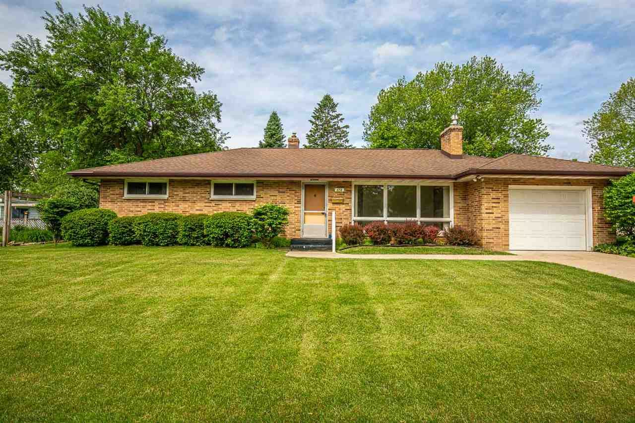 654 Odell St, Madison, WI 53711 - #: 1884899