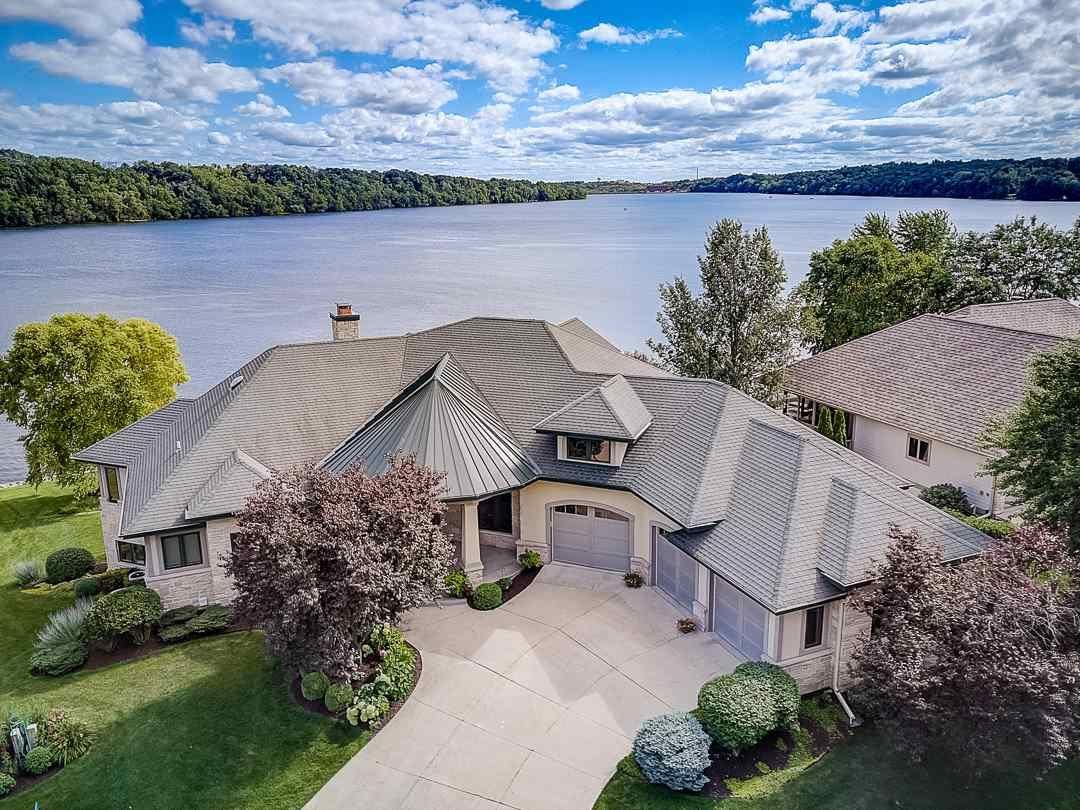 E12237 Waters Edge Ct, Prairie du Sac, WI 53578 - #: 1888902