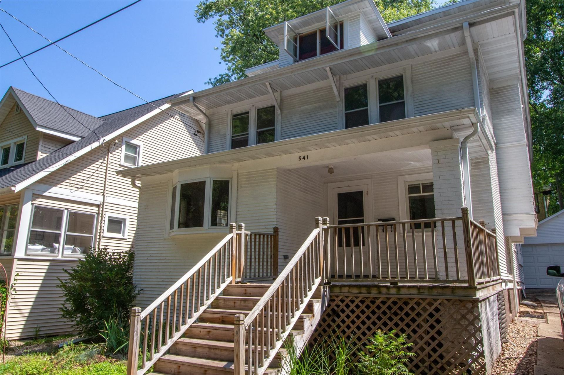 541 S Randall Ave, Madison, WI 53715 - #: 1917903