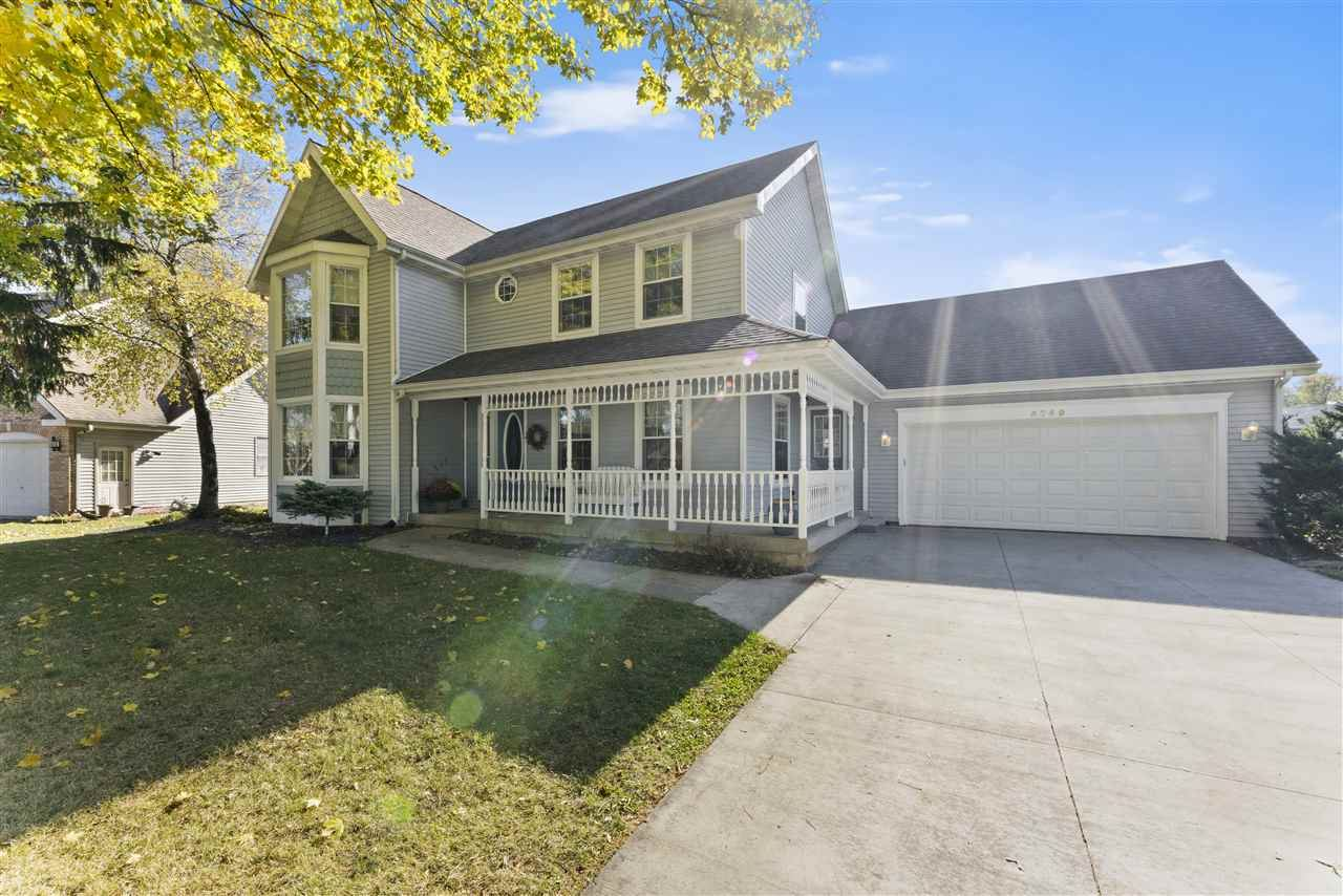 5759 Wilshire Dr, Fitchburg, WI 53711 - #: 1896912