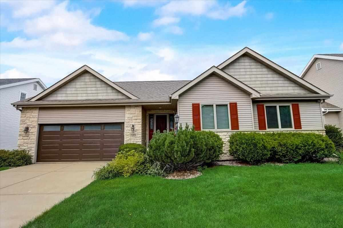 709 Cone Flower St, Madison, WI 53562 - #: 1914912