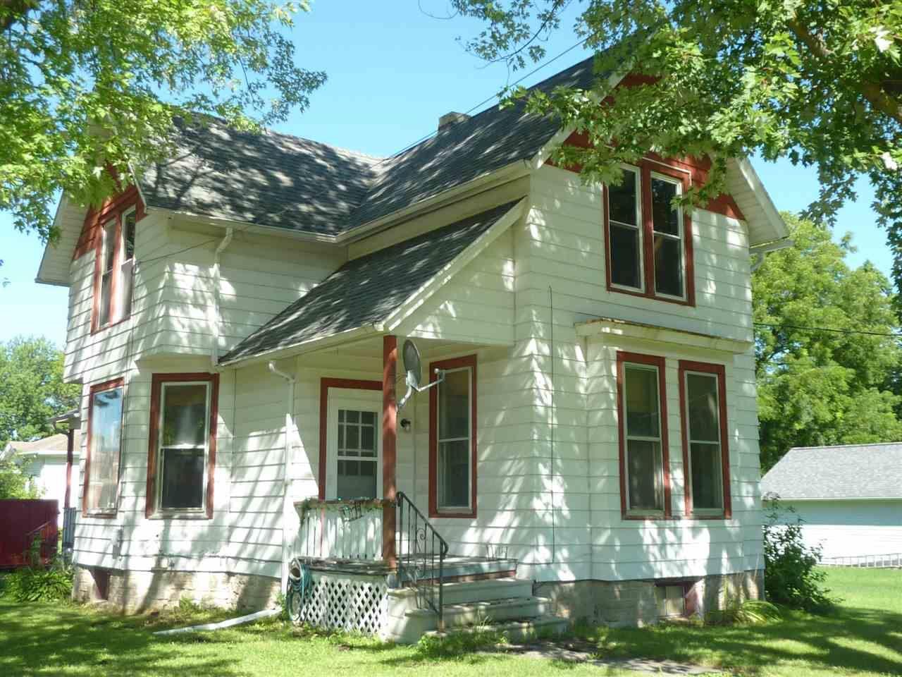 202 Fond du lac St, Waupun, WI 53963 - #: 1890920