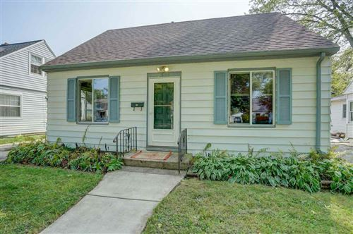 Photo of 2513 Myrtle St, Madison, WI 53704 (MLS # 1893922)