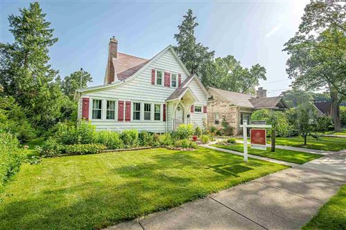 Photo of 706 EMERSON ST, Madison, WI 53715-1718 (MLS # 1885923)