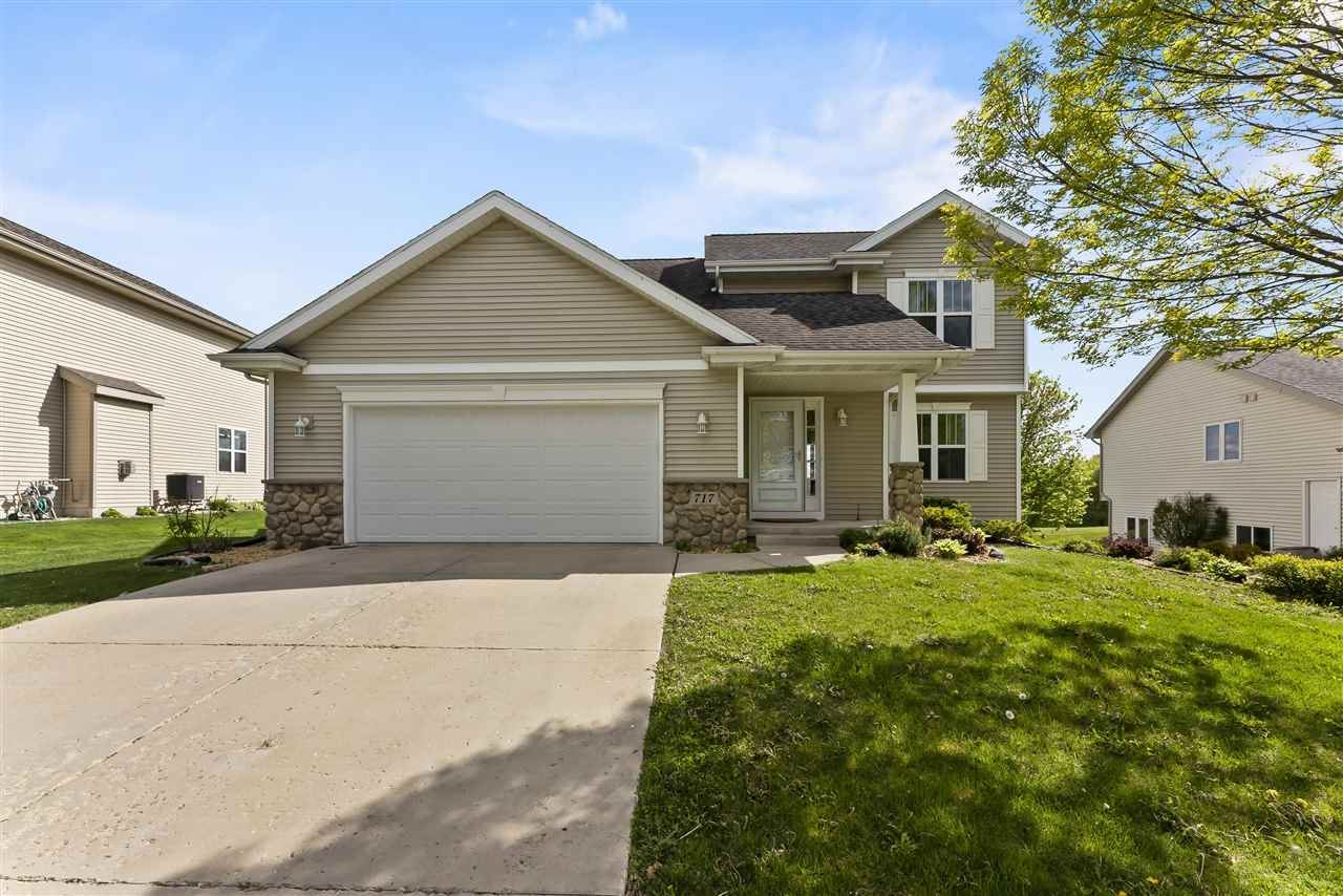 717 Fairview Terr, Verona, WI 53593 - #: 1908931