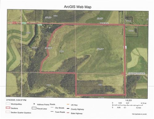 Photo of 78.7 Acres Weber Rd & Cty A, Viola, WI 54664 (MLS # 1876932)