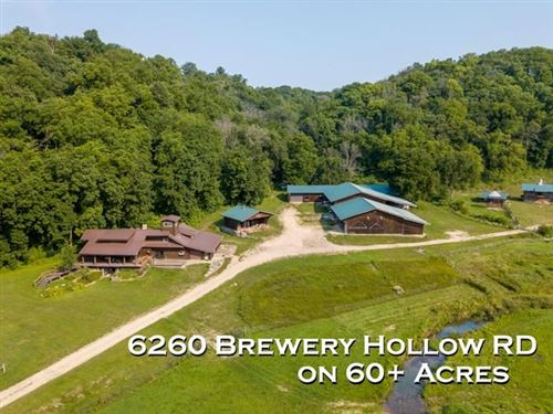 Photo of 6260 Brewery Hollow Rd, Cassville, WI 53806 (MLS # 1915935)