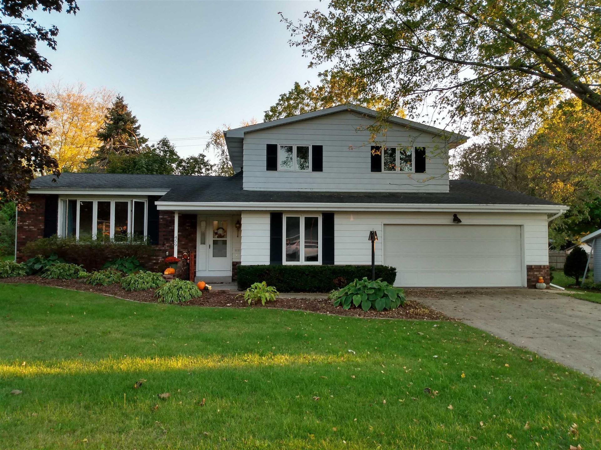 459 Garfield Ave, Evansville, WI 53536 - #: 1921937