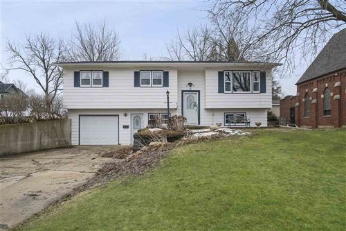 Photo of 216 W Florence St, Cambria, WI 53923 (MLS # 1879938)