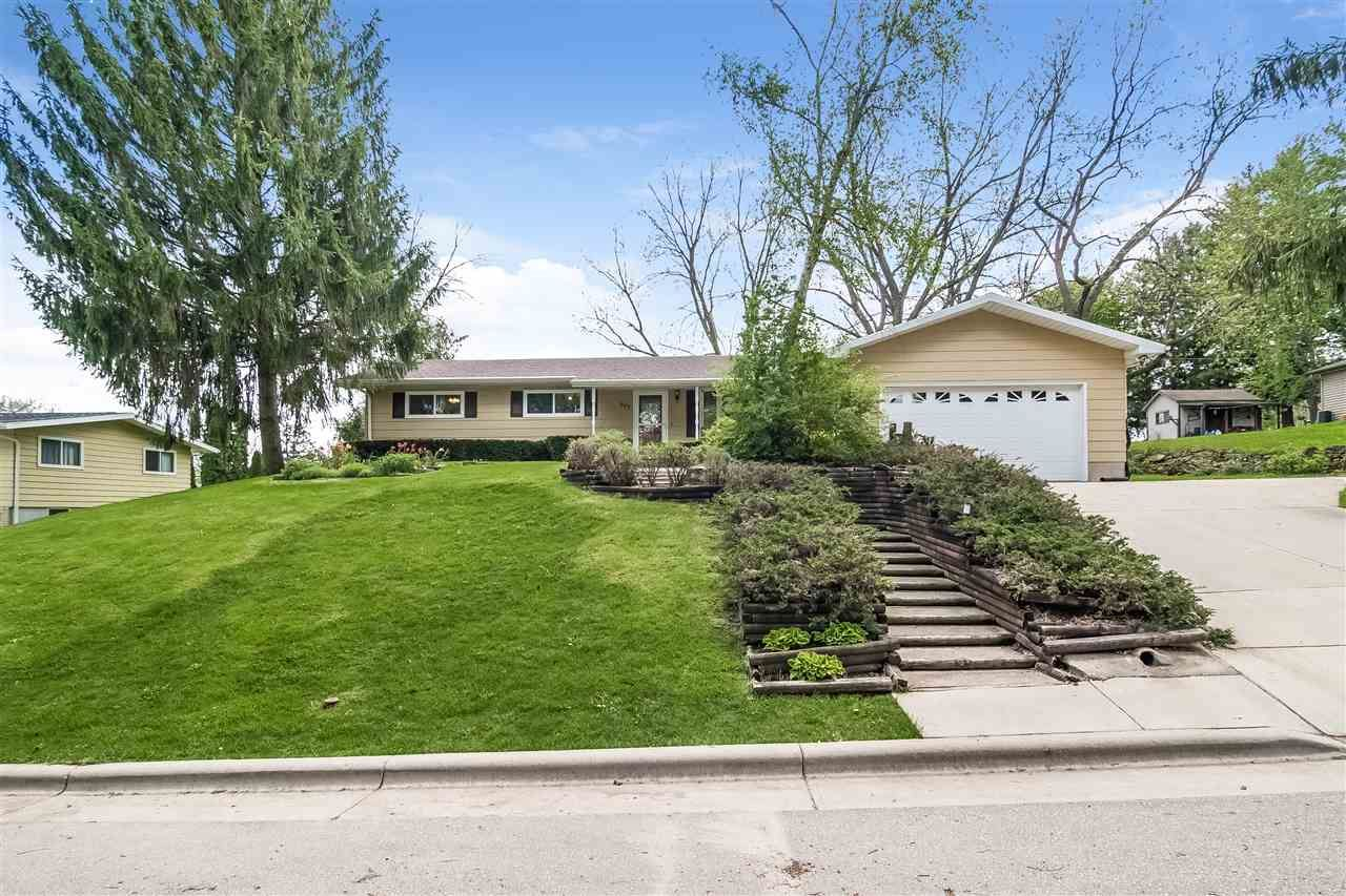 607 8th Ave, New Glarus, WI 53574 - #: 1883938