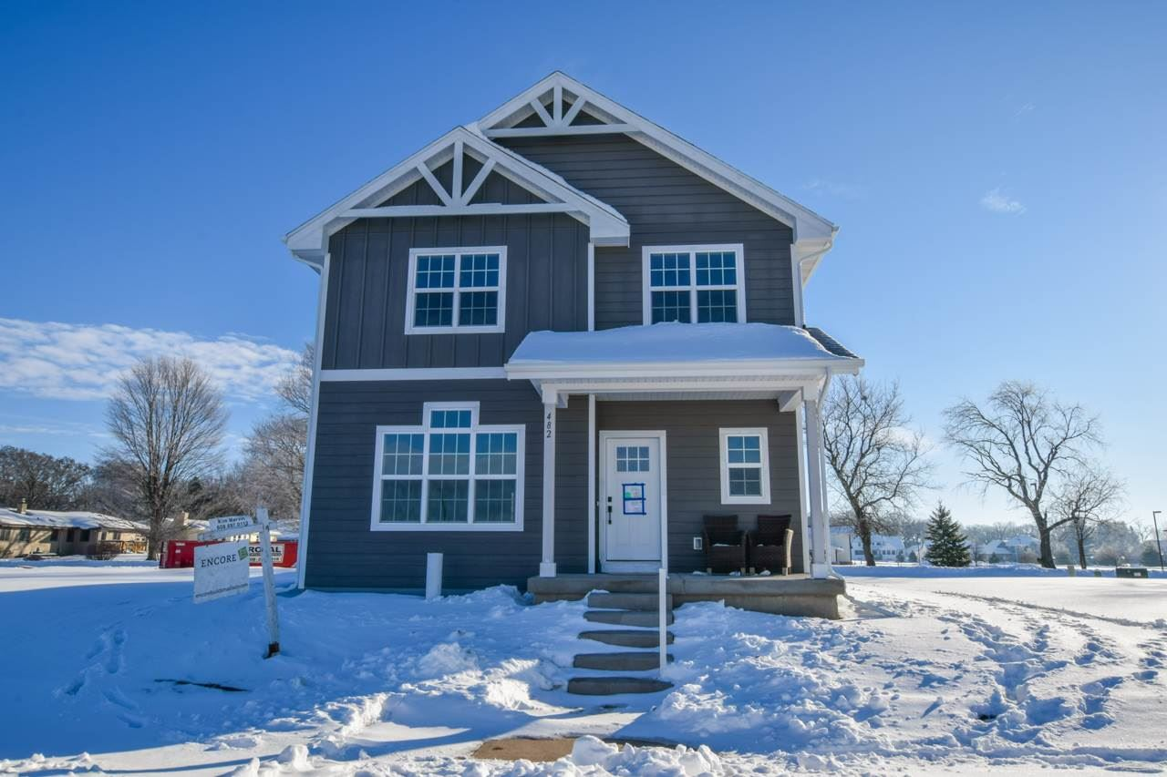 482 Peterson Tr, Oregon, WI 53575 - #: 1890939