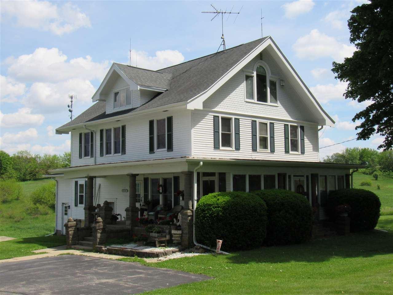N3536 County Road N, Monroe, WI 53566 - #: 1910939