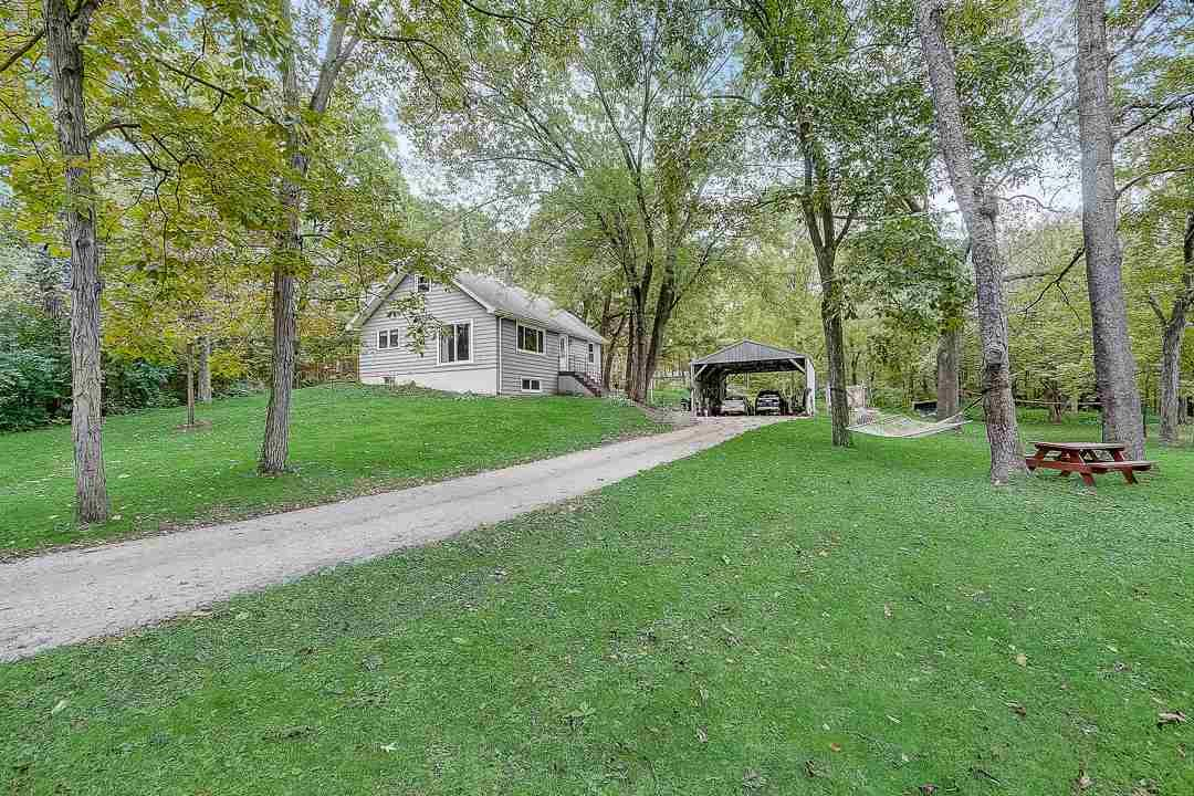 W8337 County Road CS, Poynette, WI 53955 - #: 1894943