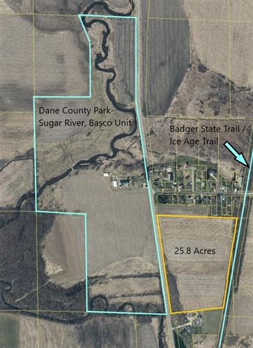 Tiny photo for 25.8 Acres Hwy 69, Belleville, WI 53508 (MLS # 1900947)