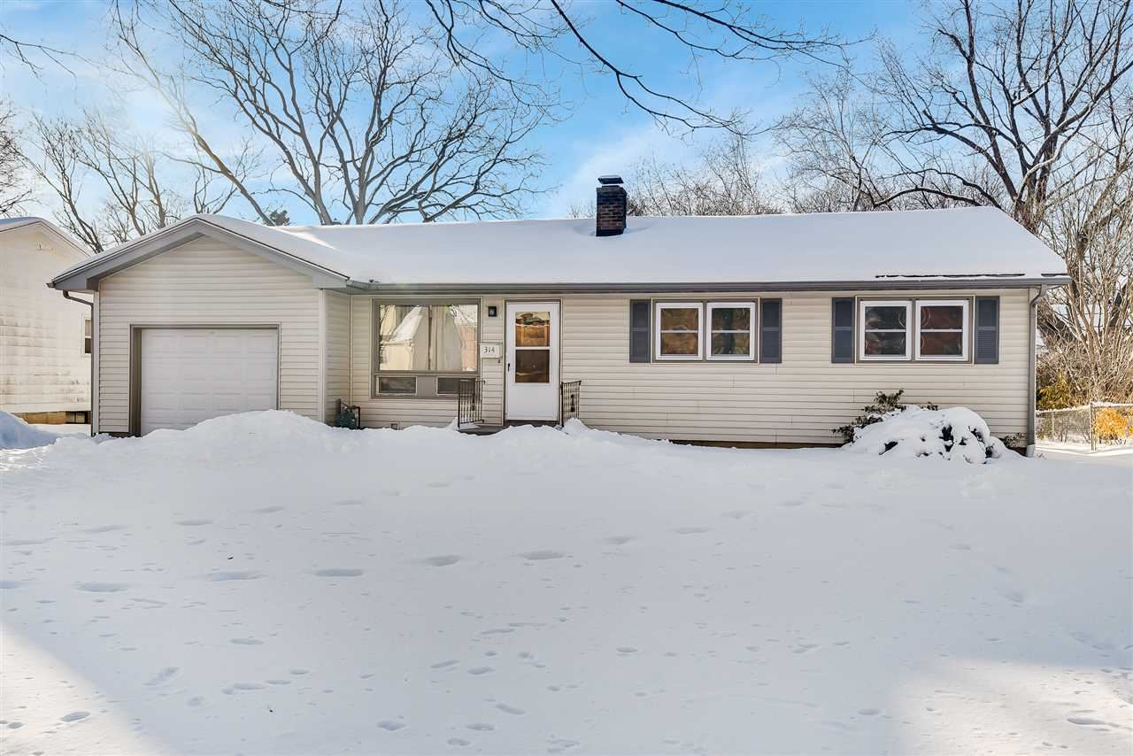 314 Eugenia Ave, Madison, WI 53705 - #: 1901947