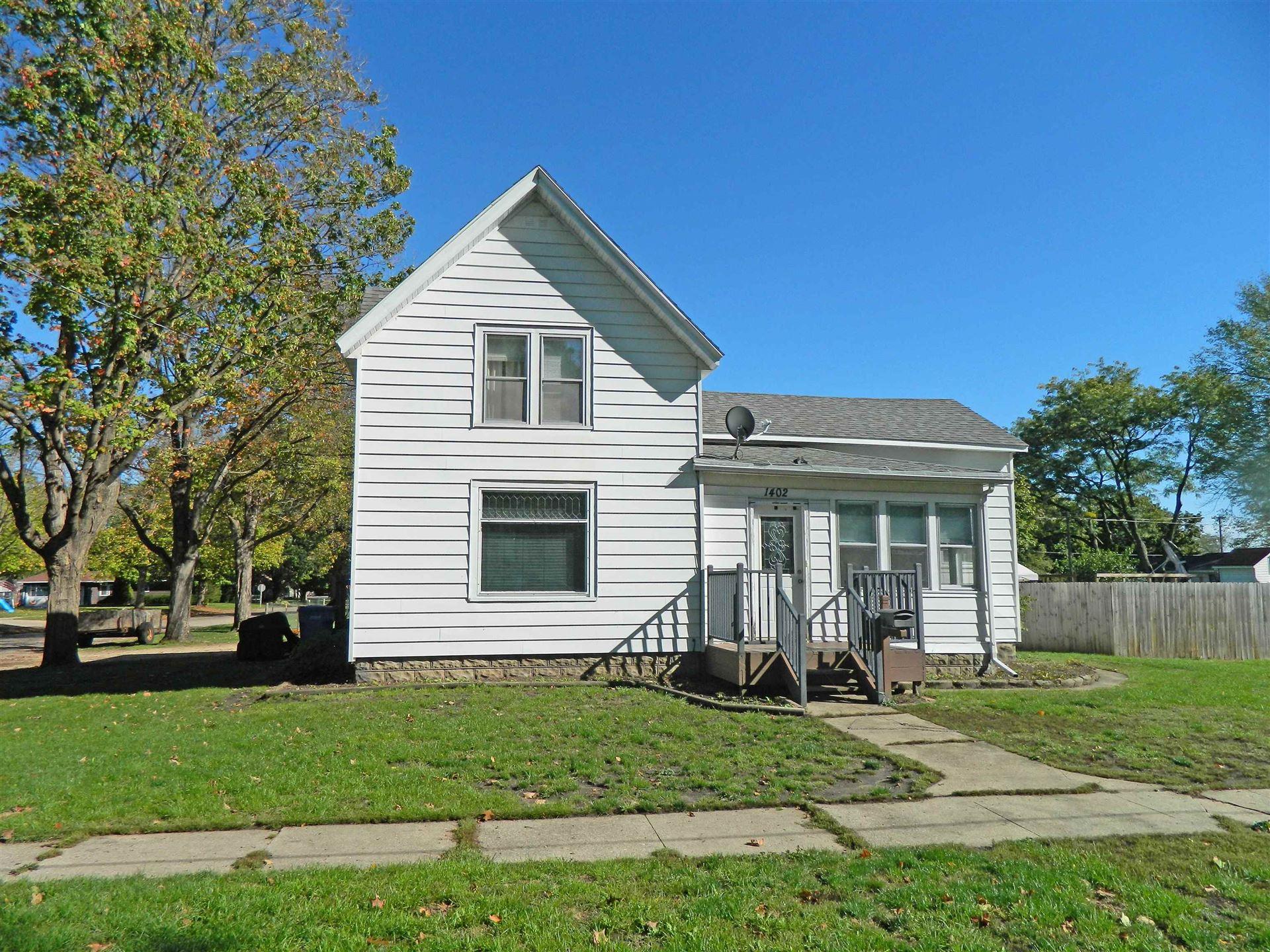 1402 E 3rd Ave, Brodhead, WI 53520 - #: 1921950