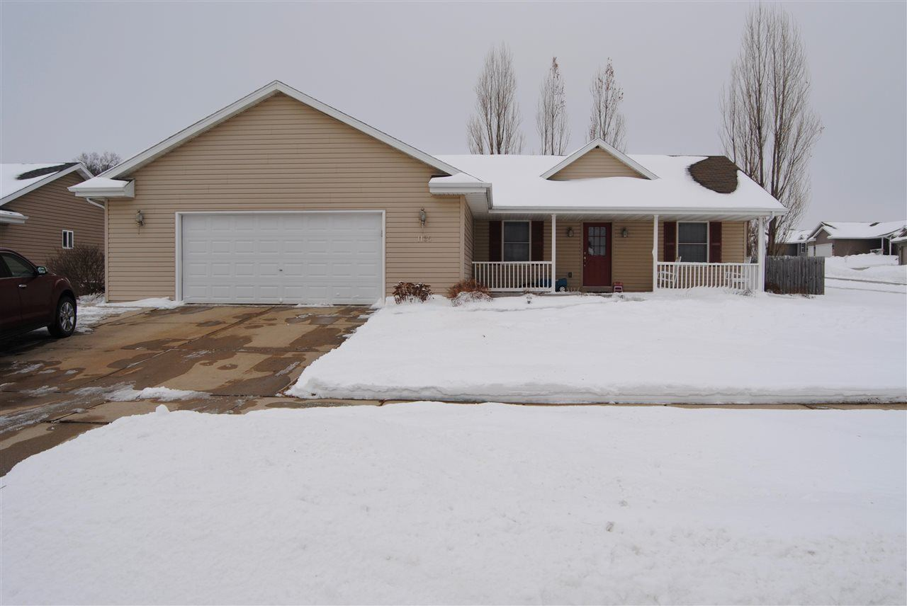 1135 Russell Rd, Milton, WI 53563 - MLS#: 1899954