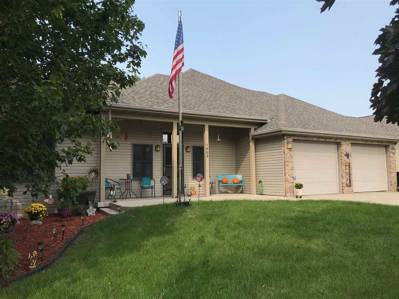 1405 Stacy Ln, Fort Atkinson, WI 53538 - #: 1893971